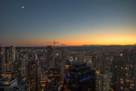 R2208743 - 3703 938 NELSON STREET, Downtown VW, Vancouver, BC - Apartment Unit