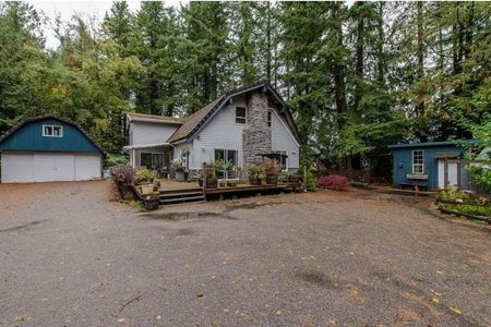 R2208793 - 1843 264 STREET, Otter District, Langley, BC - House with Acreage