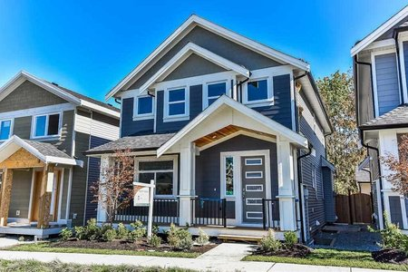 R2208934 - 8230 204 STREET, Willoughby Heights, Langley, BC - House/Single Family