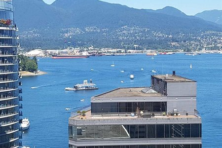 R2208954 - 2204 1188 W PENDER STREET, Coal Harbour, Vancouver, BC - Apartment Unit