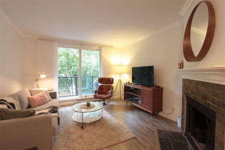 R2208993 - 307 1550 BARCLAY STREET, West End VW, Vancouver, BC - Apartment Unit