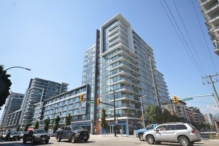 R2209129 - 905 1783 MANITOBA STREET, False Creek, Vancouver, BC - Apartment Unit
