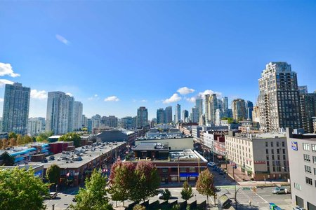 R2209136 - 1009 977 MAINLAND STREET, Yaletown, Vancouver, BC - Apartment Unit