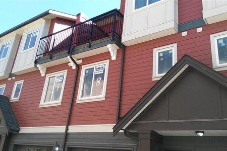 R2209223 - 8 8560 JONES ROAD, Brighouse South, Richmond, BC - Townhouse