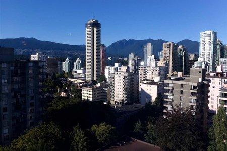 R2209444 - 1502 1277 NELSON STREET, West End VW, Vancouver, BC - Apartment Unit