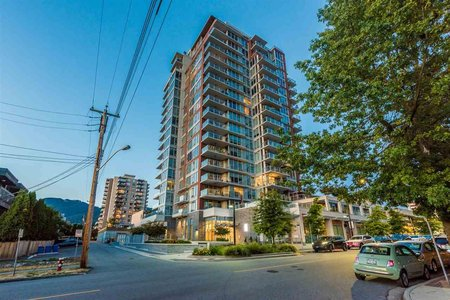 R2209514 - 408 150 W 15TH STREET, Central Lonsdale, North Vancouver, BC - Apartment Unit