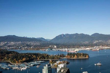R2209714 - 5905 1151 W GEORGIA STREET, Coal Harbour, Vancouver, BC - Apartment Unit