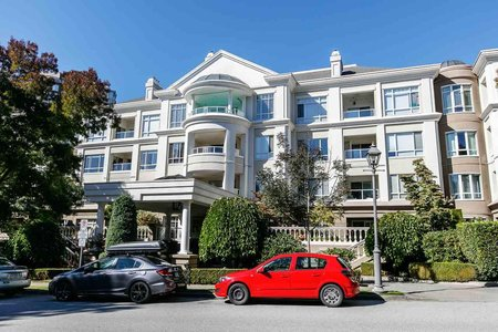 R2209847 - 231 5735 HAMPTON PLACE, University VW, Vancouver, BC - Apartment Unit