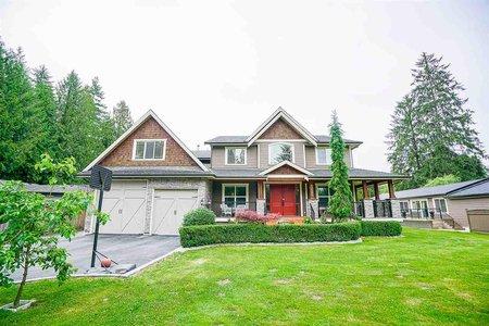 R2209912 - 22586 129 AVENUE, East Central, Maple Ridge, BC - House with Acreage