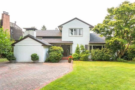 R2209988 - 7909 LABURNUM STREET, S.W. Marine, Vancouver, BC - House/Single Family