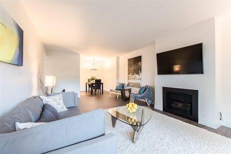 R2210055 - 105 1266 W 13TH AVENUE, Fairview VW, Vancouver, BC - Apartment Unit