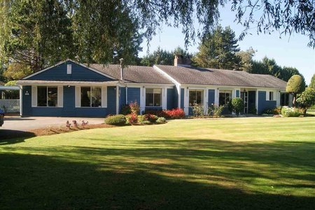 R2210281 - 12615 BLACKSTOCK STREET, West Central, Maple Ridge, BC - House with Acreage