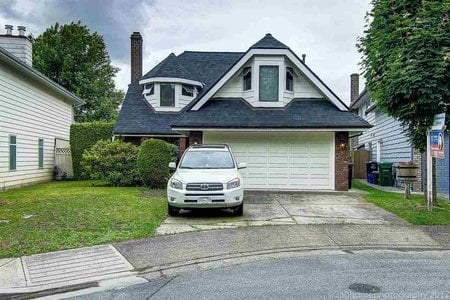 R2210309 - 9600 MCBURNEY DRIVE, Garden City, Richmond, BC - House/Single Family