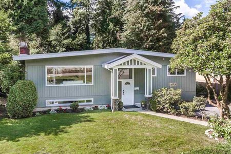 R2210328 - 5015 SHIRLEY AVENUE, Canyon Heights NV, North Vancouver, BC - House/Single Family