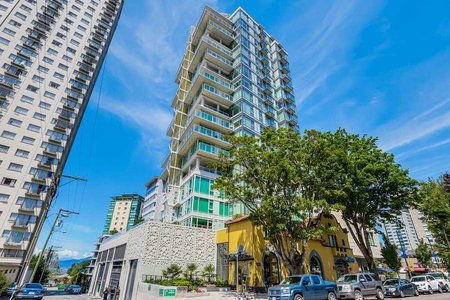 R2210704 - 1002 1221 BIDWELL STREET, West End VW, Vancouver, BC - Apartment Unit