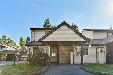 R2210743 - 7752 119A STREET, Scottsdale, Surrey, BC - Townhouse
