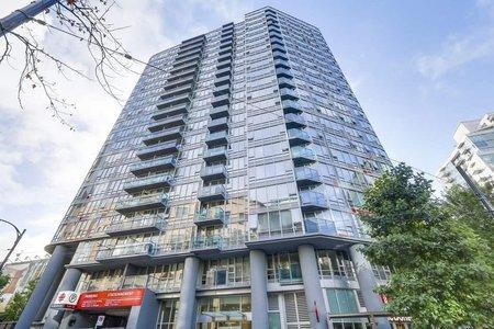 R2210773 - 811 788 HAMILTON STREET, Downtown VW, Vancouver, BC - Apartment Unit