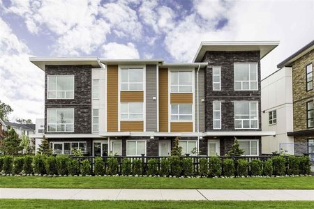 R2210864 - 34 20857 77A AVENUE, Willoughby Heights, Langley, BC - Townhouse