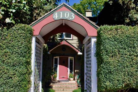 R2211078 - 4103 W 10TH AVENUE, Point Grey, Vancouver, BC - House/Single Family