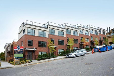 R2211191 - 2208 ALDER STREET, Fairview VW, Vancouver, BC - Apartment Unit