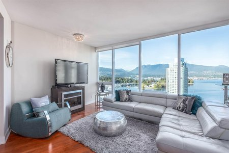 R2211268 - 2202 1277 MELVILLE STREET, Coal Harbour, Vancouver, BC - Apartment Unit