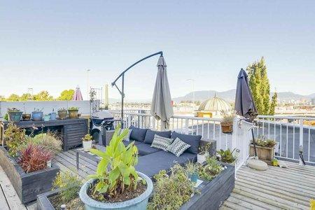R2211506 - 404 1562 W 5TH AVENUE, False Creek, Vancouver, BC - Apartment Unit