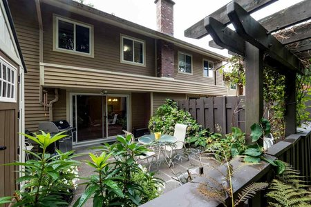 R2211514 - 4695 HOSKINS ROAD, Lynn Valley, North Vancouver, BC - Townhouse