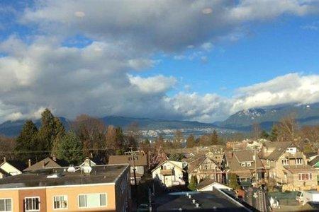R2211691 - 402 2858 W 4TH AVENUE, Kitsilano, Vancouver, BC - Apartment Unit