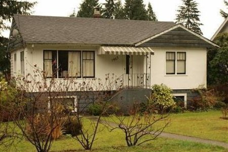 R2211699 - 1465 DORAN ROAD, Lynn Valley, North Vancouver, BC - House/Single Family