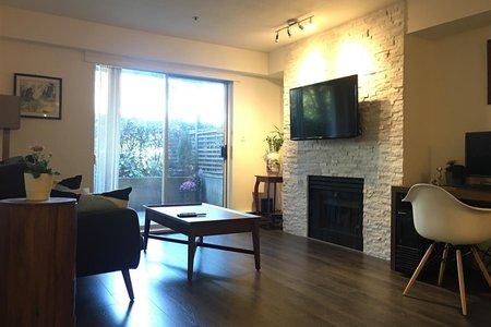 R2211942 - 102 1518 W 70TH AVENUE, Marpole, Vancouver, BC - Apartment Unit