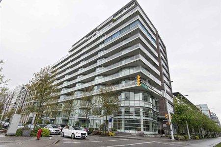 R2211952 - 203 181 W 1ST AVENUE, False Creek, Vancouver, BC - Apartment Unit