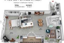 405 28 POWELL STREET, Vancouver - R2211956