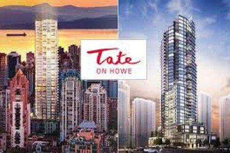 R2211993 - 2703 1283 HOWE STREET, Downtown VW, Vancouver, BC - Apartment Unit