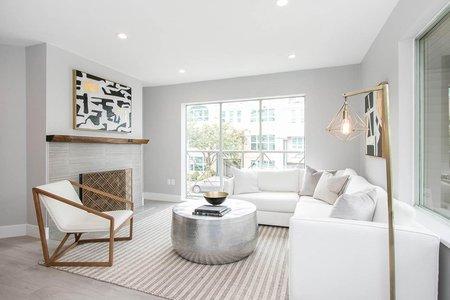 R2212071 - 113 910 W 8TH AVENUE, Fairview VW, Vancouver, BC - Apartment Unit