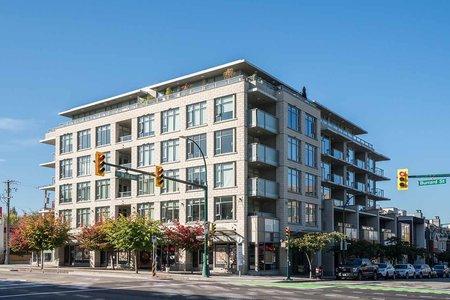 R2212167 - 501 1808 W 1ST AVENUE, Kitsilano, Vancouver, BC - Apartment Unit