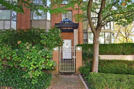 R2212172 - 1492 HORNBY STREET, Yaletown, Vancouver, BC - Townhouse
