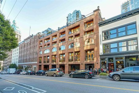 R2212273 - 4-4 550 BEATTY STREET, Downtown VW, Vancouver, BC - Apartment Unit