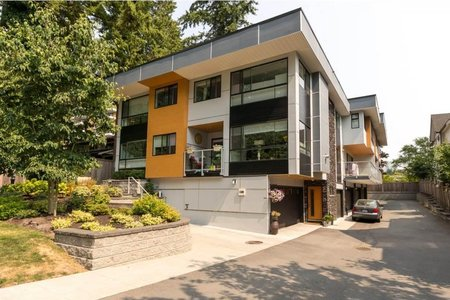 R2212349 - 2 1466 EVERALL STREET, White Rock, White Rock, BC - Townhouse