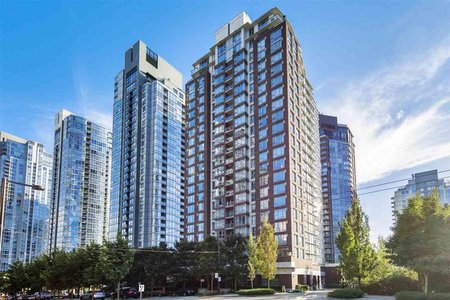 R2212451 - 1706 550 PACIFIC STREET, Yaletown, Vancouver, BC - Apartment Unit