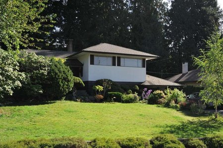 R2212460 - 3972 TRENTON PLACE, Forest Hills NV, North Vancouver, BC - House/Single Family
