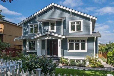 R2212564 - 2535 W 10TH AVENUE, Kitsilano, Vancouver, BC - House/Single Family