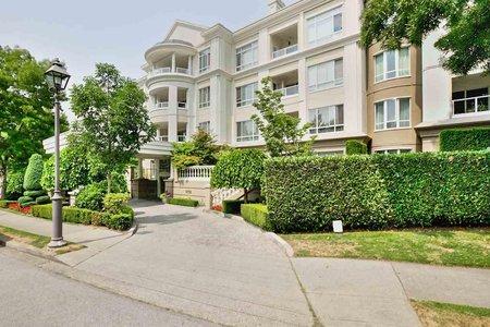 R2212569 - 332 5735 HAMPTON PLACE, University VW, Vancouver, BC - Apartment Unit