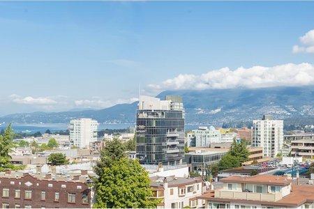 R2212595 - 802 1333 W 11TH AVENUE, Fairview VW, Vancouver, BC - Apartment Unit