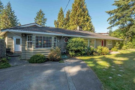 R2212648 - 5407 GREENTREE ROAD, Caulfeild, West Vancouver, BC - House/Single Family