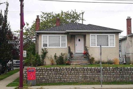 R2212705 - 5504 VICTORIA DRIVE, Victoria VE, Vancouver, BC - House/Single Family