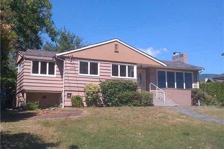 R2212754 - 1259 GORDON AVENUE, Ambleside, West Vancouver, BC - House/Single Family