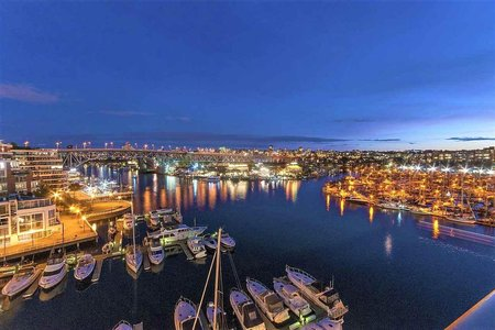 R2212814 - 701 1012 BEACH AVENUE, Yaletown, Vancouver, BC - Apartment Unit