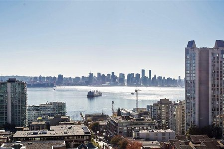 R2212855 - 1103 444 LONSDALE AVENUE, Lower Lonsdale, North Vancouver, BC - Apartment Unit