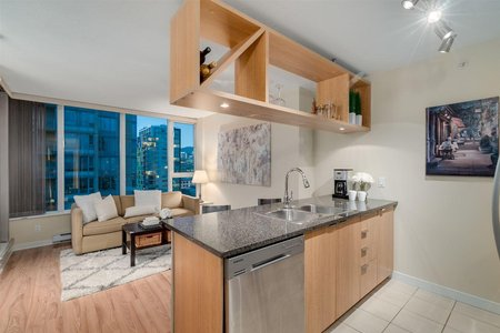 R2212932 - 1701 1010 RICHARDS STREET, Yaletown, Vancouver, BC - Apartment Unit