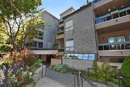 R2212952 - 201 1500 PENDRELL STREET, West End VW, Vancouver, BC - Apartment Unit